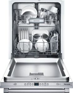 Thermador (by Bosch) dishwasher, new, unused, in packaging.