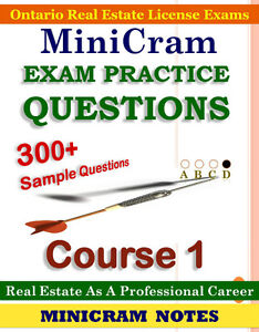 REAL ESTATE EXAM PRACTICE QUESTIONS
