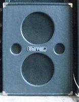 Unovox 2X12 AlNiCo speakers U-1205