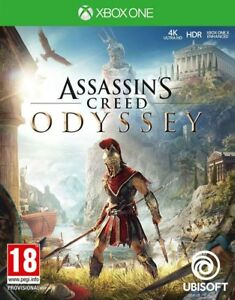 Assasin's Creed Odyssey - FIRM - XBOX ONE