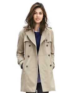 New* Women's Trench Coat from Banana Republic
