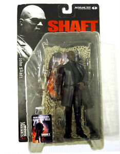 RARE John SHAFT, McFARLANE MOVIE MANIACS, ACTION FIGURE TOY