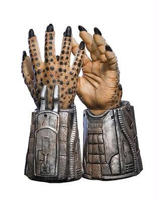 Alien Hands Costume (CHILD ALIEN PREDATOR HANDS GLOVES COSTUME ACCESSORY)