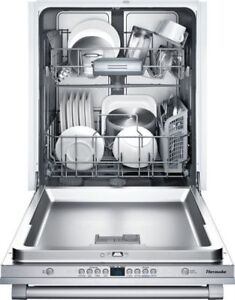 Thermador dishwasher, new, unused, in packaging.