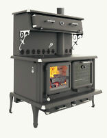 Canada's ONLY High Efficiency CSA Certified Wood Cookstove