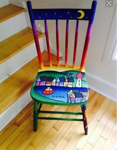 Chair free delivery