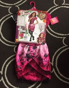 Ever after high Halloween costume age 5-7