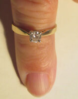 Diamond Solitaire of Quality