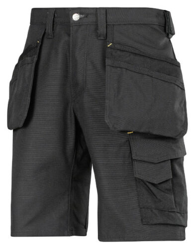 Snickers Workwear 3014 Canvas Work Shorts Snickers Shorts SnickersDirect