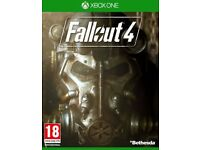 Fallout 4 Xbox One - New and Sealed