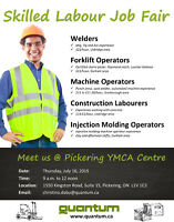 Skilled Labour Job Fair