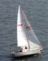 Priced to sell - C&C 27-3 Cruiser-Racer Sailboat