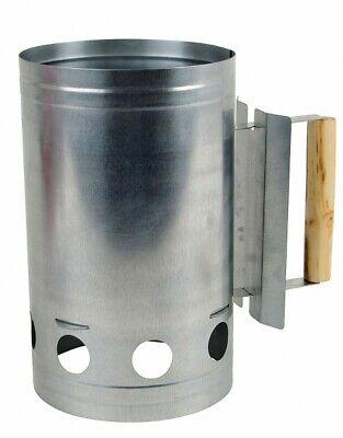 Encendedor de Carbón Parrilla Galvanizado para Estufa Encendido