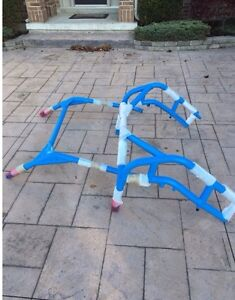 Blue CAN AM Commander Roll cage Brand New