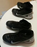 Nike Land Shark 3/4 Low Football Cleats for sale.