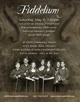 Fiddelium in concert