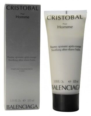 Balenciaga Cristobal Pour Homme 100 ml After Shave