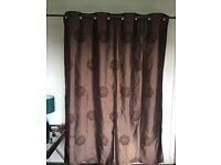 BHS curtains