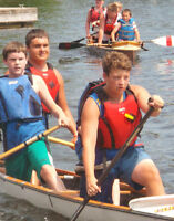 Canoeing and Kayaking Programs for Active Youth and Adults