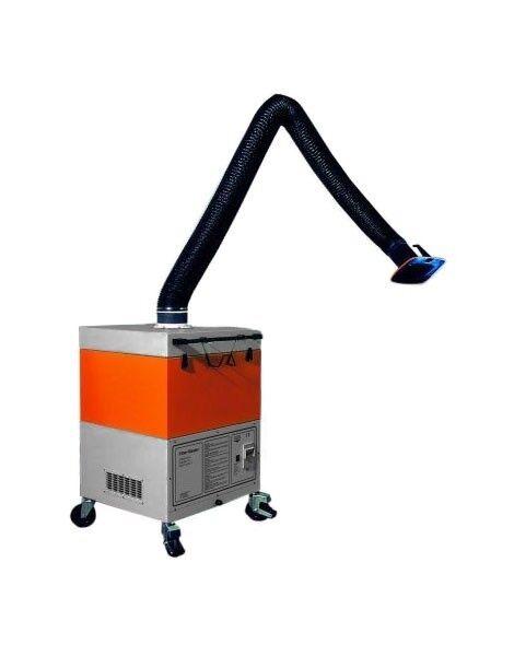 Kemper FilterMaster - Welding Fume Extractor Mobile Unit w/ 10 ft. Arm