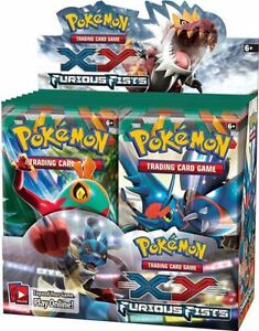 10 Furious Fists Pokemon Sealed Booster Packs Kingston Kingston Kingston Area image 2