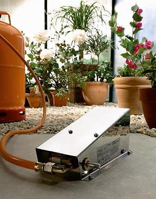 Gewächshausheizung Bio Green Frostwächter Mini 2 Gas 800W