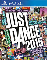 BRAND NEW PS4 Games - Just Dance 2015 & NBA Live 15