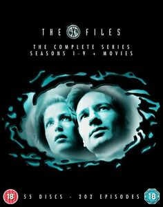 The X Files Complete Series - Seasons 1-9