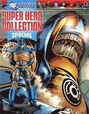 EAGLEMOSS DC SUPERHERO BEST OF Figure Collector Magazine #  ANTI MONITOR NEW!