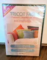 Tricot facile - DVD d'initiation