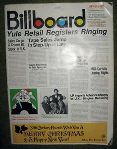 Billboard Magazine: December 22 1973