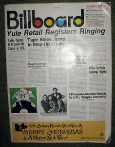 Billboard Magazine: December 22 1973