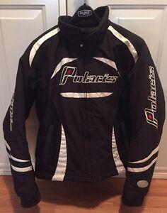 Ladies Polaris medium snowmobile jacket