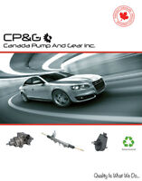 Power Steering Pumps , Rack & Pinions & Gears all Makes & Models