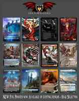 MTG Magic Cards Store -100% Trade Value! - New FOIL proxies!