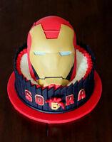 Birthday Cakes, Cupcakes, individual Cake- by SAKURA CAKES