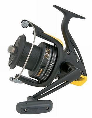 Shimano NEW Carp Fishing Beastmaster 7000 XSA Big Pit Baitrunner Spool Reel
