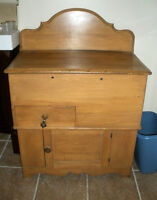 Antique Commode/Cupboard
