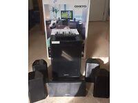Onkyo HTX-22HDX HDMI 5.1 Surround Sound System