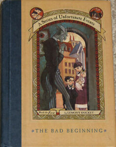 5 Sets of Series of Unfortunate Events Books - SOFT Covers