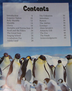 Happy Feet Essential Guide Hard Cover Book London Ontario image 3