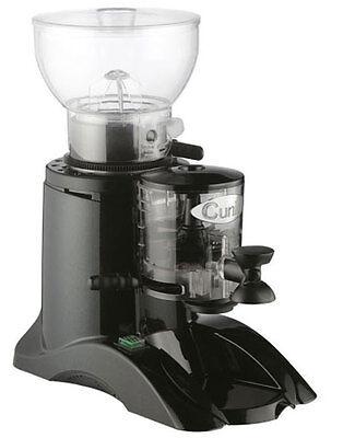 Gina Commercial Espresso Grinder - Black