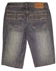 Denim Bermuda Jean Shorts - Size Juniors 1 - Waist 28 - NEW Gatineau Ottawa / Gatineau Area image 2