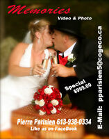 "Wedding PHOTOGRAPHY & VIDEO, Let us capture your ""MEMORIES"""