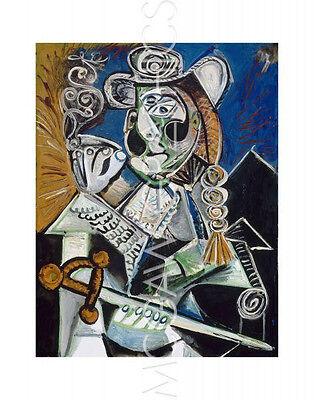 "PICASSO PABLO - LE MATADOR - Artwork Reproduction 14"" x 11"" (4127)"