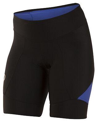 JIVANA Cycling bike knick shorts pants Black /& Blue Women Ladies XS S M L XL XXL