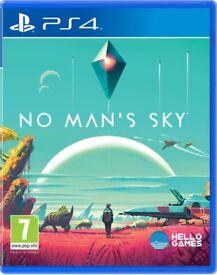 No Mans Sky (PS4)