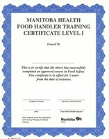 Certified Food Handler Training - May 14th - 90 Sinclair