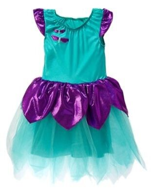 GYMBOREE HALLOWEEN DRAGONFLY FAIRY COSTUME 5 6 7 8 NWT (Halloween Dragonfly)