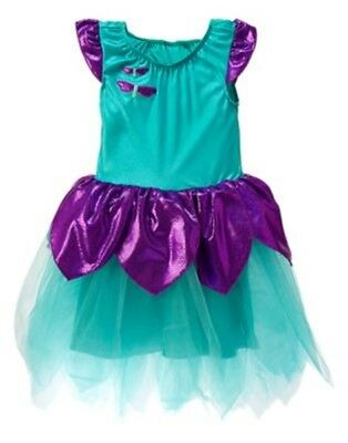 GYMBOREE HALLOWEEN DRAGONFLY FAIRY COSTUME 5 6 7 8 NWT